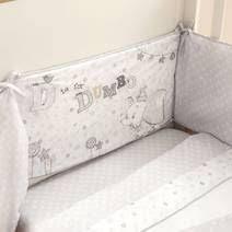 Dumbo Crib Bedding Disney Dumbo Nursery Cot Duvet Cover And Pillowcase Set Dumbo