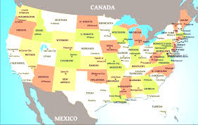 united states map and europe the united states location on world map location of the and world