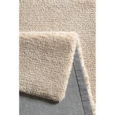 grand tapis chambre enfant tapis uni bb gris rectangle par belly button chambre enfant