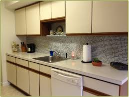 wallpaper for backsplash in kitchen kitchen wallpaper backsplash home design ideas