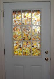 home design interior french doors opaque glass powder room