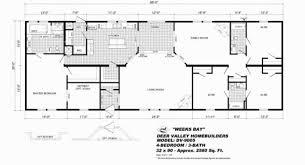 4 Bedroom Modular Home Floor Plans Inspiring Manufactured Home Floor Plans Photo Uber Home Decor