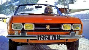 classic peugeot coupe peugeot 504 cabriolet u00271969 u201374 youtube