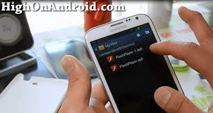 flash player android how to install flash player on android jelly bean or ics