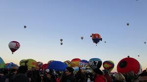 Galballoonfiesta2012 The Universe Smiles The Albuquerque International Balloon Fiesta