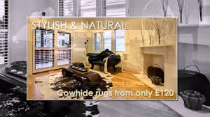 Cowhide Home Decor by Cow Hide Rugs Uk Chromium Tanned High Quality Affordable