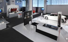 audi dealership interior audi business meeting italy by uau office architecture list