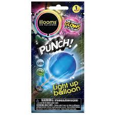 plans led light up balloons illooms blue led light up punch balloon 1 pack walmart