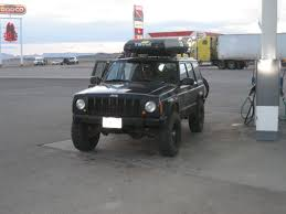 jeep bandit stock tj headlights on an xj page 3 jeep cherokee forum
