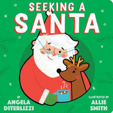 Seeking Santa Seeking A Santa Book By Angela Diterlizzi Smith