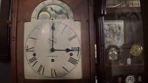 Barwick Grandfather Clock Howard Miller Shaker 001 Youtube