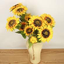 Sunflower Home Decor Online Get Cheap Sunflower Decor Aliexpress Com Alibaba Group