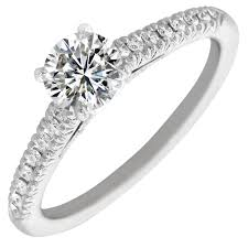 lazare diamond review lazare kaplan ideal cut diamond engagement ring in 18kt white gold