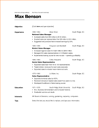 Job Objective Resume Examples by 100 Sales Representative Objective Resume Sample 100 Resume