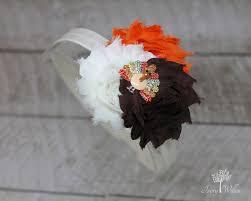rhinestone turkey headband thanksgiving headband turkey