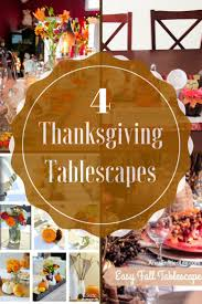 4 easy thanksgiving tablescapes loving living lancaster