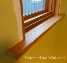 installing craftsman window trim finally hammer like a