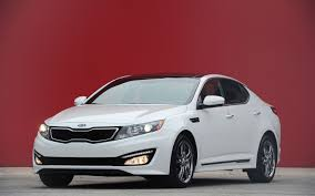 Our Cars 2012 Kia Optima Limited Baby Steps Upmarket
