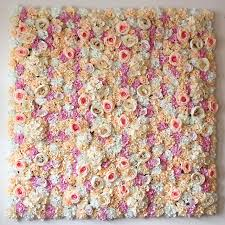 flower backdrop 40cm 60cm artificial flower wall wedding decoration flower