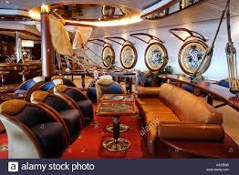 explorer of the seas cruise ship interior stock photo royalty