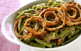 breaking tradition green bean casserole season with spice
