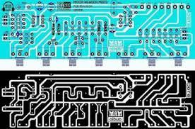 layout pcb inverter pcb layout design electronic circuit