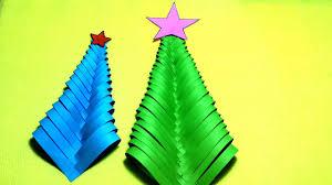 diy paper tree tree ornaments