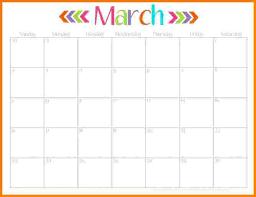 4 cute monthly calendar weekly agenda planner