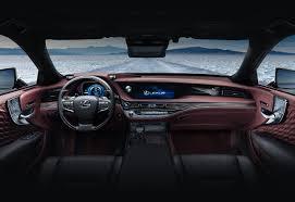 lexus sedan 2016 interior 2018 lexus ls lexus canada