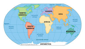Equator Map South America mapping bertha kennedy catholic