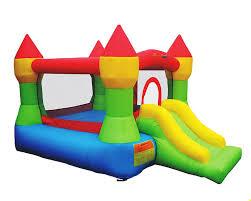 bounceland castle hoop bounce house u0026 reviews wayfair