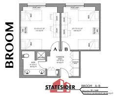 One Madison Floor Plans The Statesider Apartments Madison Wi