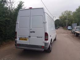 Mercedes Sprinter 316 Cdi Mwb 2004 Manual In Romford London