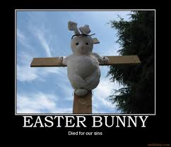 Chocolate Bunny Meme - destination knowlton easter bunny refuses to visit brome lake