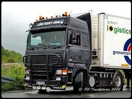 volvo truck photos volvo f16 globetrotter ktn kühltrans nord d ps truckphotos