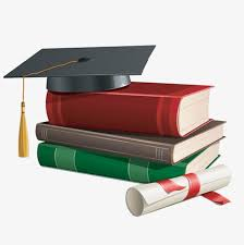 graduation books graduation cap books graduation book black png image and