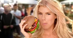 Top 5 Most Controversial 2015 Super Bowl Ads Daily - charlotte mckinney new carl s jr model in super bowl commercial