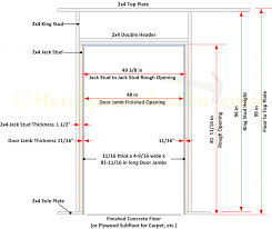 How To Frame A Door Opening by Backyards Cabinet Molding Door Jamb Extensions Design Build