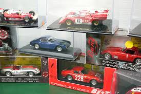 ferrari classic models sold model cars 12 x ferrari assorted models scale 1 43