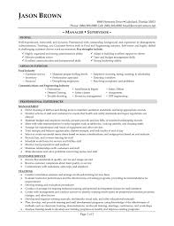 Server Resume Skills Examples by Food And Beverage Manager Resume Samples Visualcv Resume Samples