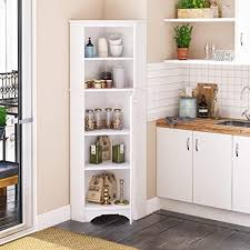 corner storage cabinet in kitchen prepac elite corner storage cabinet 2 door white
