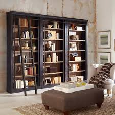 Wall Bookcase With Doors Bookcases Costco