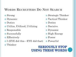 Action Verbs For Resumes Resume by Professional Words For Resumes Cerescoffee Co