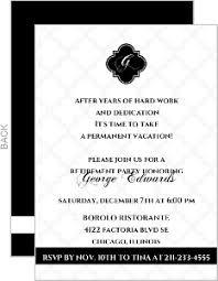 retirement invitations retirement invitations retirement party invites