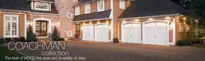 Apex Overhead Doors Coachman Collection Apex Garage Doors Service Installation