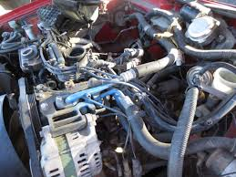 subaru boxer engine turbo junkyard find 1985 subaru xt 4wd turbo the truth about cars