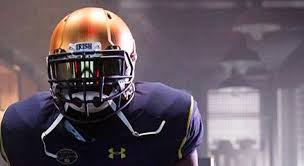 heritage uniforms and jerseys notre dame unveils gorgeous rockne heritage uniforms for navy game