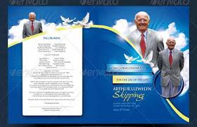 funeral program sles sle funeral program template 30 free documents in