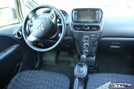 Mitsubishi I Interior 2016 Mitsubishi I Miev Es Review Why This Ride