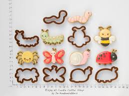 bugs insects mini cookie cutter set budget cutters